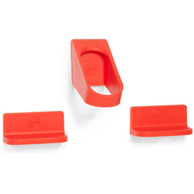 Cycloc Hero Uchwyt, red/orange